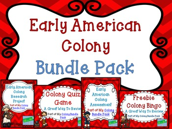 American Colonial Bundle Pack