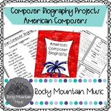 American Composer Biography Project
