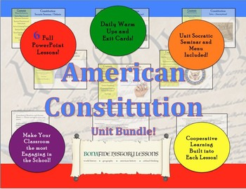 American Constitution Unit Bundle