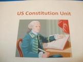 American Constitution Unit Smartboard Presentation