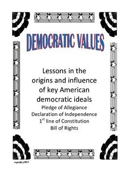American Core Democratic Value unit