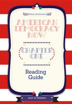 American Democracy Now (4th edition) Reading Guide - Chapter 1