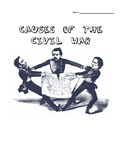 American Disunion Doodle Notes - Causes of the Civil War