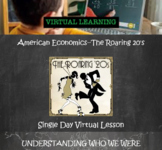 American Economics Independent Learning Virtual Lesson:  T