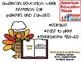American Education Week INVITATION to parents- EDITABLE