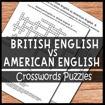 American English vs British English