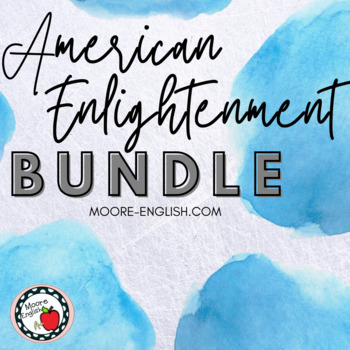 American Enlightenment Literature Bundle