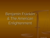 American Enlightenment and Ben Franklin's Moral Perfection