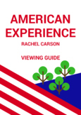 Rachel Carson American Experience: A Viewing Guide
