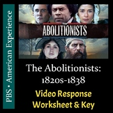 PBS - The Abolitionists - Episode 1 - Video Response Works