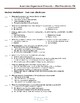 American Experience Theodore Roosevelt: Part 4 Worksheet and Puzzles