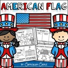 American Flag Unit: Flag Day, 4th of July (Patriotic Holidays)!