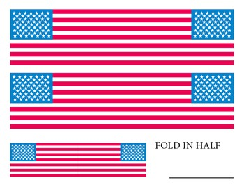 American Flag Coloring Sheets