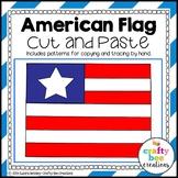 American Flag Craft   American Symbols Activity   Patriotic Holidays