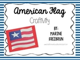 American Flag Craftivity {FREEBIE}