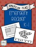 American Flag Emergent Reader Book