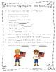 American Flag Etiquette Web Quest