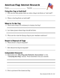 American Flag FAQS: Internet Research