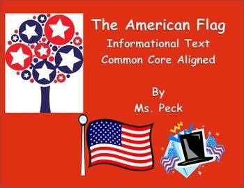 American Flag Informational Booklet