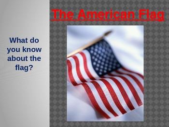 American Flag Powerpoint
