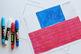 American Flag Printable Craft Template
