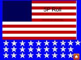 American Flag Roll