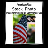 American Flag Stock Photo For Personal or Commercial Use H