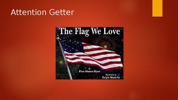 American Flag Symbol PowerPoint