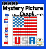 American Flag 4th of July Activity FREE