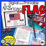 American Flag Unit and Digital Activities   American Symbols