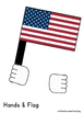 American Flag {Craftivity}