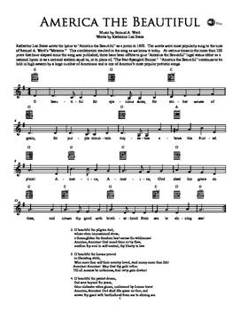 American Folk Songs for the Modern Classroom