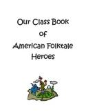 American Folktale Hero Book