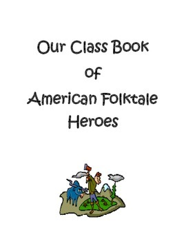 American Folktale Hero Book