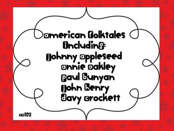 American Folktales