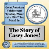 American Folktales: The Story of Casey Jones