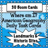 American Geography - Landmarks & Historic Sites in America