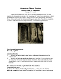 American Ghost Stories