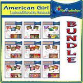 American Girl Lapbook / Interactive Notebook BUNDLE