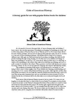 American Girl Unit 11 New York Life in 1914 -Rebecca® - Family License