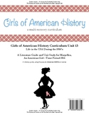 American Girl Unit 13 1954 Life in the USA 1950's-Maryellen - Teacher License