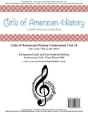 American Girl Unit 14 1964 Life in the USA 1960's-Melody® - Co-op/School License