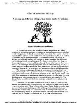 American Girl Unit 4 1854 Pioneer Times-Kirsten® - Co-op/School License