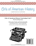 American Girl Unit 7 1934 The Great Depression-Kit® - Family License