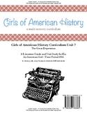 American Girl Unit 7 1934 The Great Depression-Kit® - Teacher License