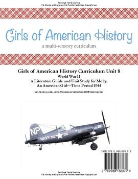 American Girl Unit 8 1944 World War II-Molly® - Family License