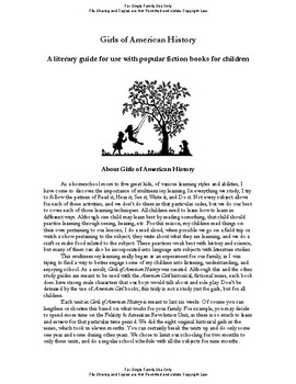 American Girl Unit 9 1812 War of 1812-Caroline® - Family License