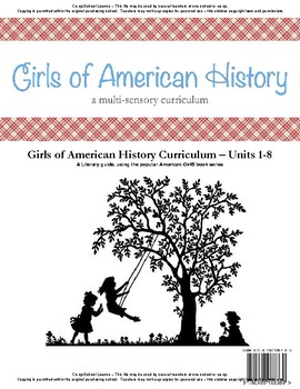 American Girl Units 1-15 Discounted Set - Co-op/School License