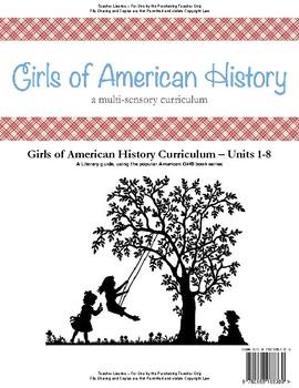 American Girl Units 1-15 Discounted Set - Teacher License
