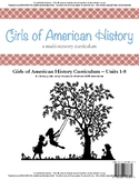 American Girl Units 1-8 - Co-op/School License
